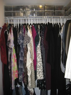 Kate D. Closet After