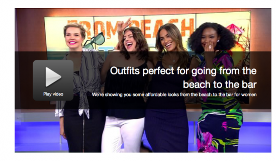 Plus Size Models Rocking Swimwear to Bar looks